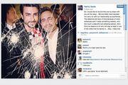 Marc Jacobs - Harry Louis: Ανακοίνωσαν τον χωρισμό τους στο instagram!
