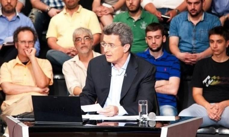 «Σκίζει» ο Νίκος Χατζηνικολάου στη μεγάλη τηλεοπτική του επιστροφή