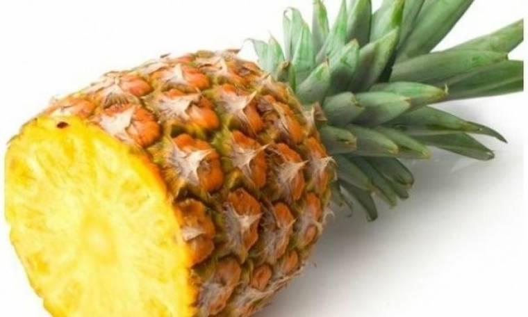 7 λόγοι που πρέπει να τρώτε ανανά