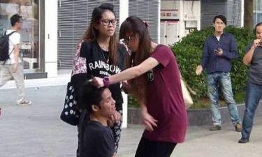 Βίντεο: Δείτε τι έκανε στον φίλο της όταν έμαθε ότι την απάτησε!