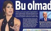 Απέλυσαν Τουρκάλα παρουσιάστρια επειδή ήταν βαθύ το ντεκολτέ της