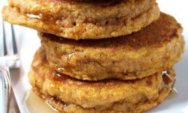 Τηγανίτα με κουάκερ: Το πιο λαχταριστό και υγιεινό πρωινό