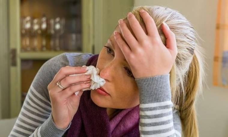 Οι 8 εγγυημένες «συνταγές» για το κρυολόγημα