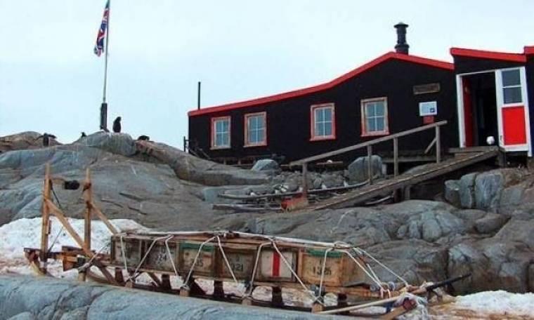 Απίστευτο: Το ταχυδρομείο στην Ανταρκτική έχει μία άλλη «όψη»