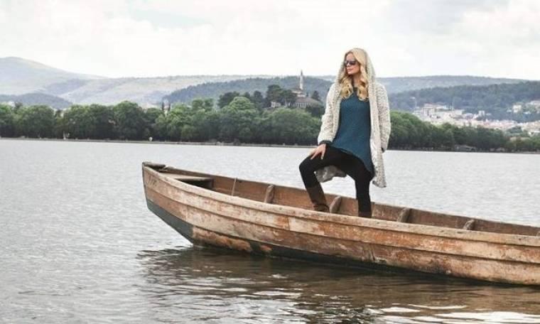 Ζέτα Μακρυπούλια: Η κυρά της λίμνης!
