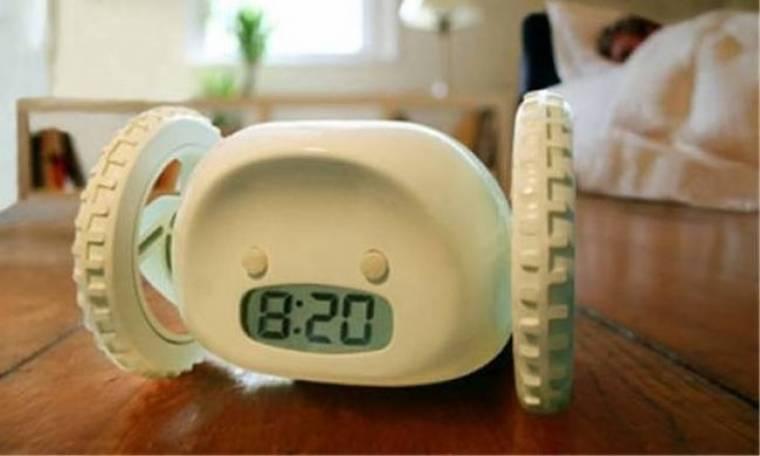 Πρωτότυπα ξυπνητήρια που σε υποχρεώνουν… να σηκωθείς αμέσως (pics)