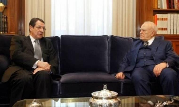Παπούλιας: Να συμβάλει η Τουρκία στον νέο γύρο διαλόγου για το Κυπριακό
