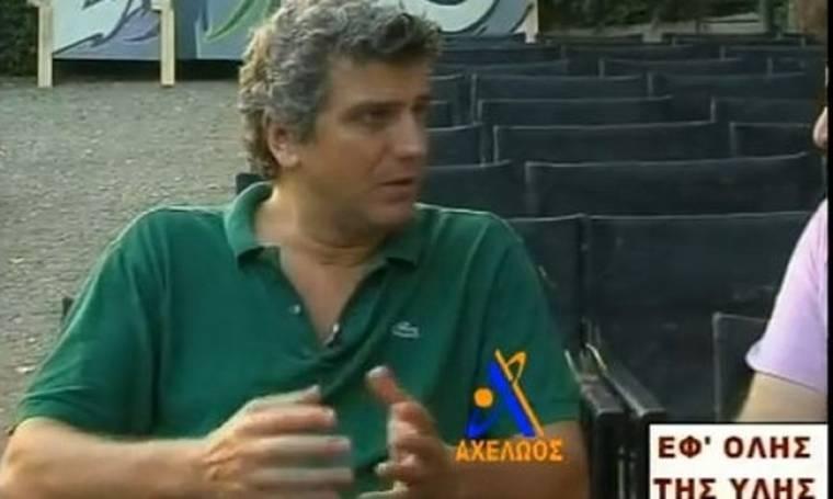 Βλαδίμηρος Κυριακίδης: «Πήγαινα και στα γυρίσματα όταν δεν είχα γύρισμα και περίμενα να γίνει το break για να φάω»
