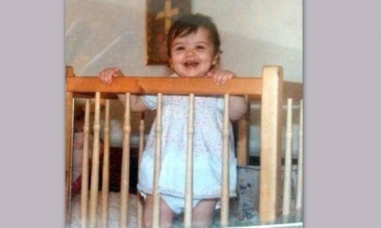 Το κοριτσάκι της φωτογραφίας είναι σήμερα γνωστή παρουσιάστρια!