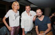 Λιάγκας-Σκορδά: Δείπνο με τους συνεργάτες τους πριν την πρεμιέρα!