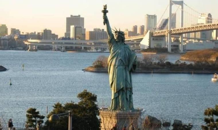 Ανοίγει το «Άγαλμα της Ελευθερίας» και το «Γκραντ Κάνιον»