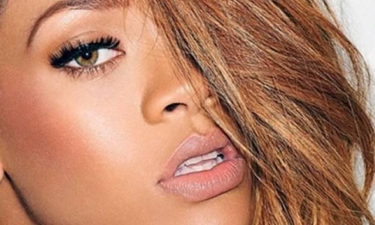 Σκέτη απογοήτευση: Αγνώριστη η Rihanna χωρίς make up (φωτός)