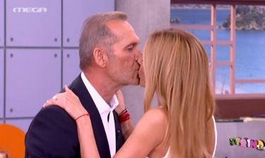 Η πρεμιέρα, το φιλί στο στόμα και η καλή επιτυχία  σε Λιάγκα – Σκορδά!