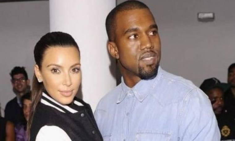Super sexy: Η προκλητική εμφάνιση της Kim, παρόλο που συνοδευόταν από τον Kanye (φωτός)