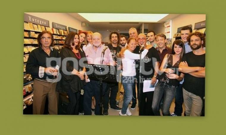 Γιάννης Ζουγανέλης: Παρουσίασε τους καλλιτέχνες της δισκογραφικής του εταιρείας
