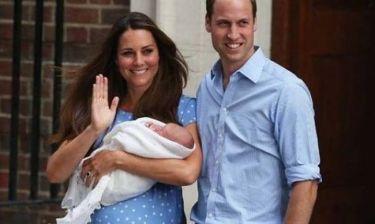 Η βάφτιση του πριγκιπικού μωρού θα γίνει χωρίς την παρουσία γαλαζοαίματων