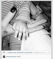 Τρελαμένη με την Nori η Khloe Kardashian