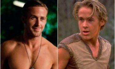 Θυμόμαστε την εποχή που ο sexy Ryan Gosling έπαιζε τον νεαρό Ηρακλή;