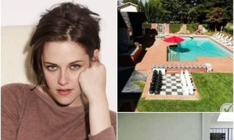 Δείτε το σπίτι που μεγάλωσε η Kristen Stewart και θα τα χάσετε