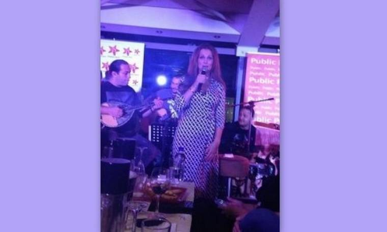 Νατάσα Θεοδωρίδου: Η παρουσίαση του δίσκου η Μενέγω και η ηχηρή απουσία του Βαρδή (Nassos blog)
