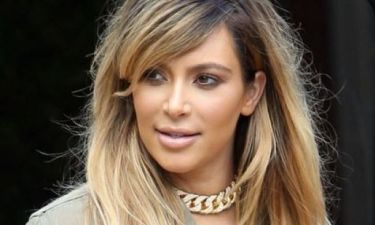 Έλεος βρε Kim: Η Kardashian «ανέβασε» την πλέον αποκαλυπτική φωτο του πισινού της (φωτο)