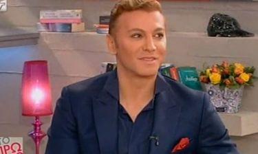 Τάκης Ζαχαράτος: «Θέλω να είμαι με έναν άνθρωπο που μαζί του θα είμαι καλύτερα από το να είμαι μόνος μου»