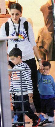 Ολυμπία Χοψονίδου: Προτεραιότητά της η… οικογένειά της