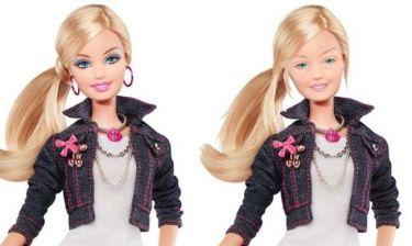 Πώς θα ήταν η Barbie χωρίς μακιγιάζ;