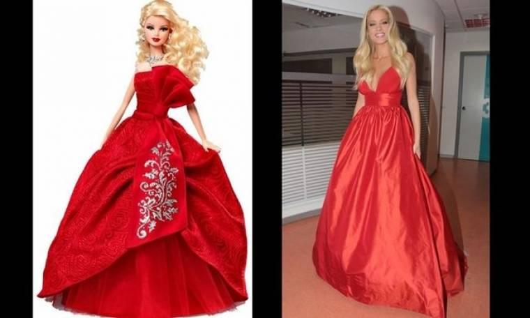 «Ήταν σαν Barbie» είπε η Ελισάβετ Σπανού για την Δούκισσα Νομικού. Εσείς τι λέτε;