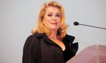 Κατρίν Ντενέβ: Αύριο γίνεται 70 χρονών!