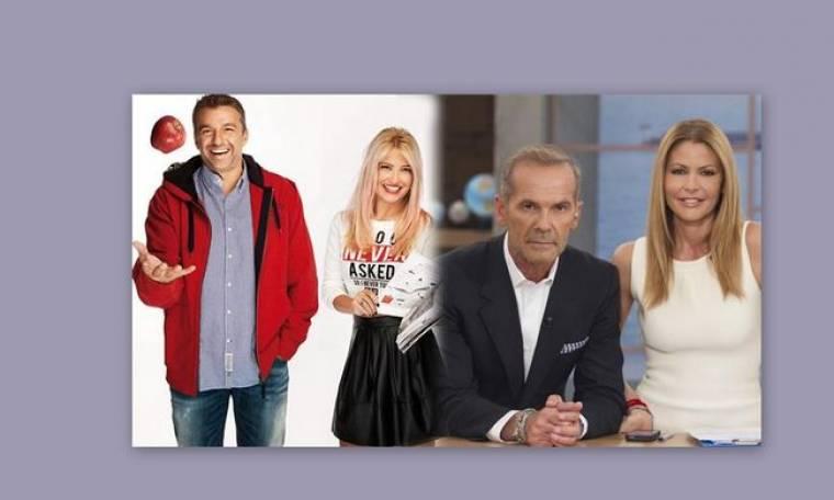 «Το πρωινό» Vs «Πρωινό mou»: Μεγαλώνει η διαφορά στα νούμερα τηλεθέασης!