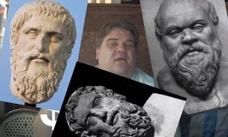 Απολαυστικό βίντεο: Πόσα χρωστάει η ανθρωπότητα στην Ελλάδα για πολιτιστικά πνευματικά δικαιώματα;