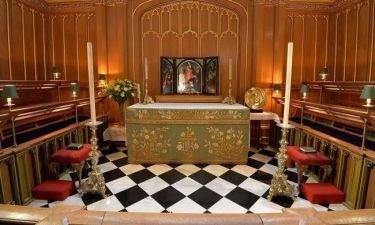 Βαφτίζεται την Τετάρτη το βασιλικό μωρό