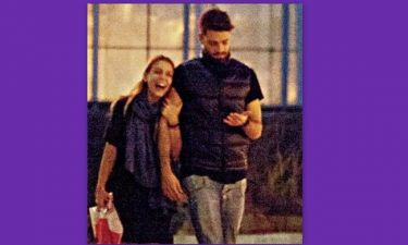 Κωνσταντίνος Αργυρός-Κατρίνα Τσάνταλη:  Ένα βήμα πριν την συγκατοίκηση μετά την πρώτη τους κοινή εμφάνιση