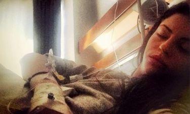 Με φρικτούς πόνους στο νοσοκομείο η Δήμητρα Αλεξανδράκη