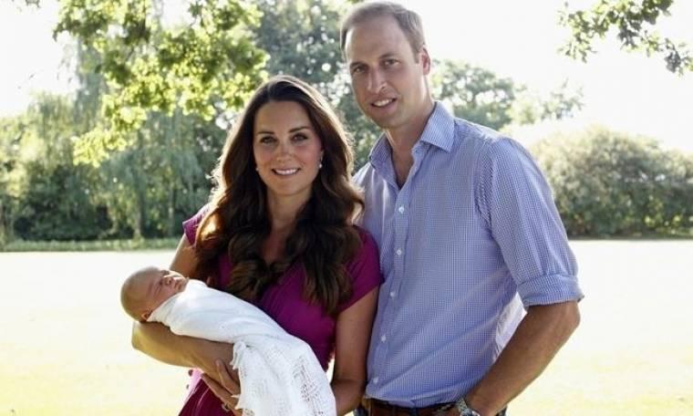 Το βασιλικό παρεκκλήσι που διάλεξαν William και Kate και οι νονοί του πρίγκηπα George