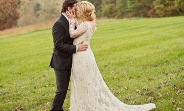 Γάμος σαν παραμύθι για γνωστή τραγουδίστρια!