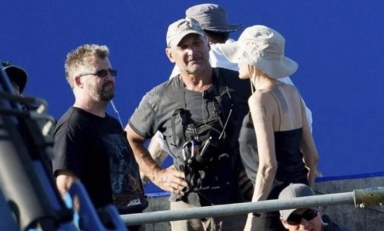 Angelina Jolie: Φανερά αδυνατισμένη τα γυρίσματα της νέας της ταινίας