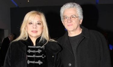 Άννα Ανδριανού: «Ο Γιάννης είναι αναμφισβήτητα ο άντρας της ζωής μου»