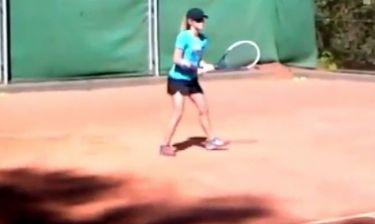 Η Σακίρα το έριξε στο τέννις!