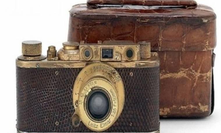 Πόσο λέτε να κοστίζει αυτή η vintage κάμερα;