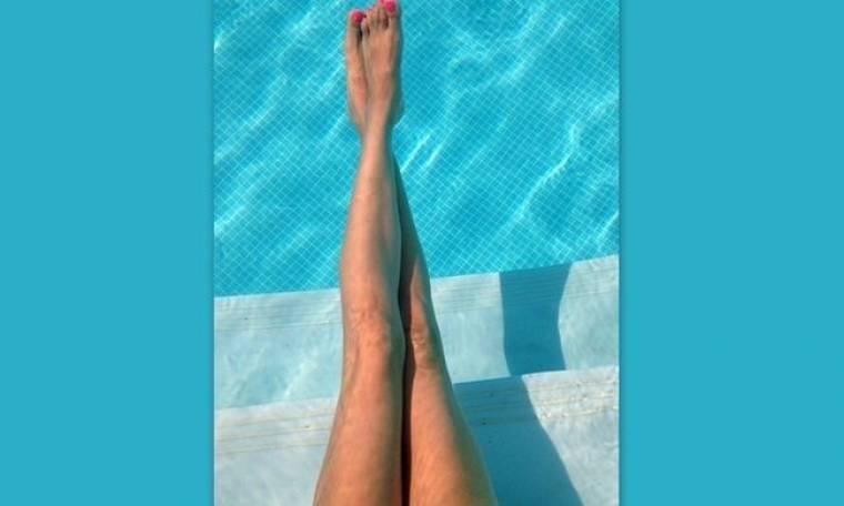 Τα ατελείωτα πόδια της…