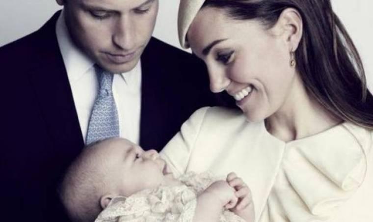 Kate Middleton - Πρίγκιπας William: Η νέα φωτογραφία από την βάπτιση του γιου τους που κάνει θραύση στο διαδίκτυο