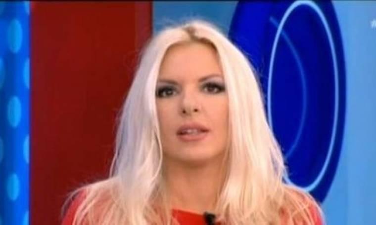 Δε θα πιστεύετε τι ζήτησε τηλεθεάτρια από την Πάνια! Πώς αντέδρασε η παρουσιάστρια;
