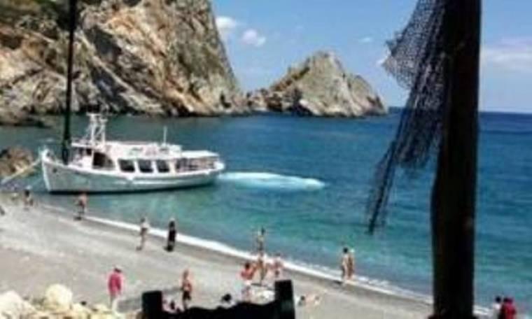 Οι παραλίες της Σκιάθου στο World Travel Market