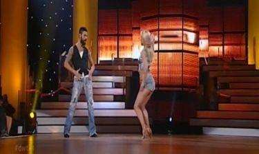 Μιχάλης Μουρούτσος: Γλίστρησε και έπεσε στην αρχή της χορογραφίας