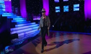 Ο Λάκης Γαβαλάς «σάρωσε» χορεύοντας σε ρυθμούς Μάικλ Τζάκσον