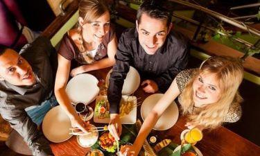 Τρώμε ό,τι τρώνε και οι φίλοι μας!