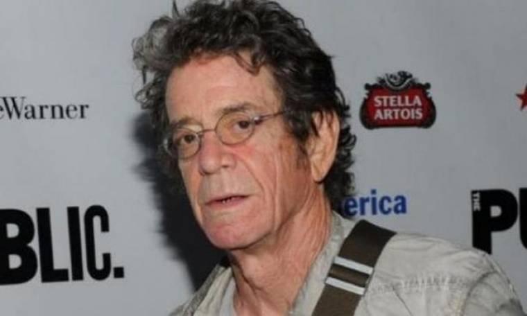 Έφυγε από την ζωή ο Lou Reed