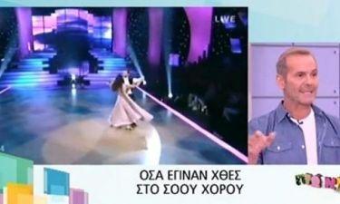 Πέτρος Κωστόπουλος: Προβλέπει την τελική 5αδα του Dancing!